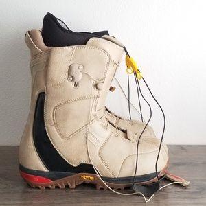 Burton Snowboard Boots Driver X Size 9.5
